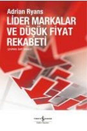 İş Bankası Kültür Yayınları Lider Markalar Ve Düşük Fiyat Rekabeti