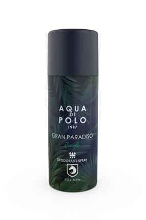 Aqua Di Polo 1987 Gran Paradiso Jungle Deodorant Sprey Apca000201