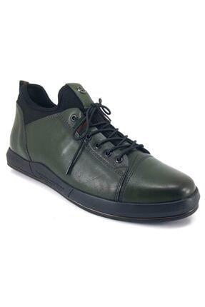 MARCOMEN Erkek  Haki Günlük Klasik  Ayakkabı