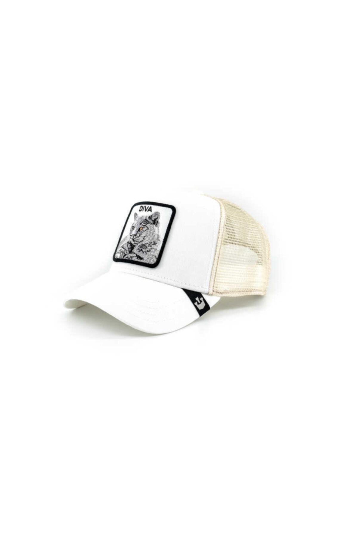 Goorin Bros Unisex Diva Stance Beyaz Standart Şapka 101-0727 2