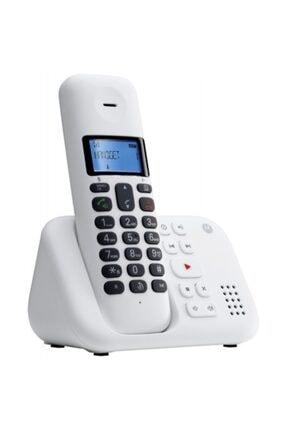 Motorola Beyaz Kablosuz Telsiz Handsfree Telefon T311
