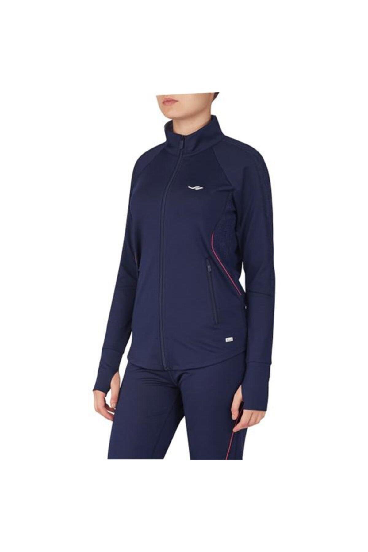 Lescon Kadın Lacivert Sweatshirt 17b-2027 1