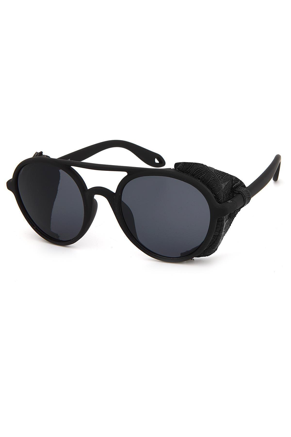 Di Caprio Unisex Siyah Güneş Gözlüğü Dc1771b 1