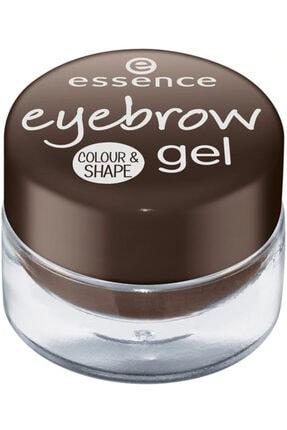 Essence Eyebrow Colour & Shape Kaş Jeli