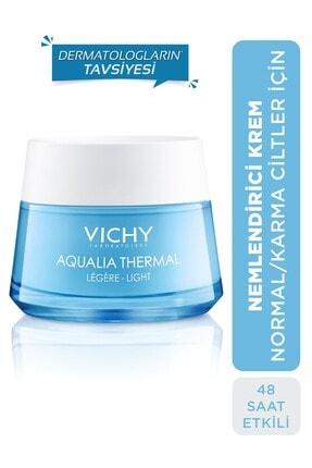Vichy Aqualia Thermal Light Normal / Karma Ciltler Için Nemlendirici Krem 50 ml 3337875588829