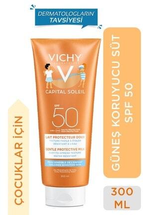 Vichy Ideal Soleil Çocuk Güneş Sütü Spf50 300 Ml