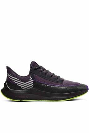 Nike Kadın Mor Yürüyüş Koşu Ayakkabısı  Bq3191-002 Wmns Zoom Wınflo 6 Shıeld