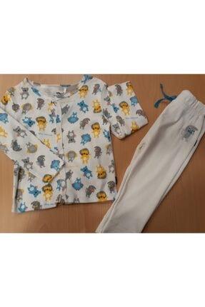 Wonder Kıds 2'li Pijama Takımı