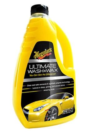 Meguiars Ultimate Wash & Wax Boya Koruyucu Cilalı Oto Şampuanı