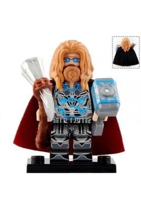 Legoedly Thor Avengers Endgame Marvel Süper Kahraman Lego Figür