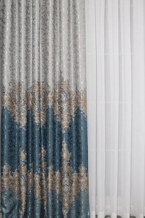 Brillant Panel Fon Perde Pileli 70x270 cm