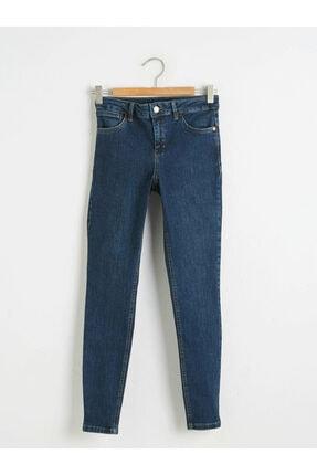LC Waikiki Kadın Lacivert Jean