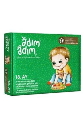 Adım Adım Bebek Eğitim Setleri Yayınları Adım Adım Bebek Eğitim Seti 18.ay