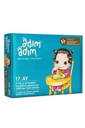 Adım Adım Bebek Eğitim Setleri Yayınları Adım Adım Bebek Eğitim Seti 17.ay