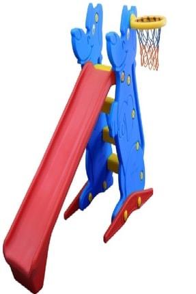 KingKids King Kids Potalı Kaydırak Mavi