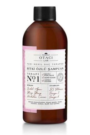 Otacı Lab Yeni Nesil Saç Terapisi Bitki Özlü Şampuan Terapi No:1