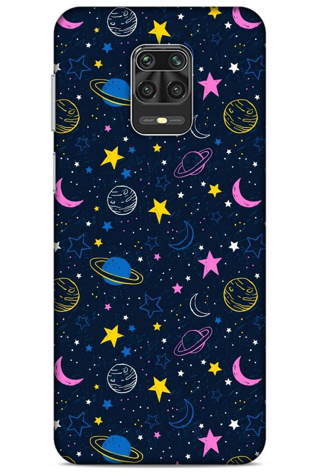 Lopard Spacex (5) Tema Koruma Kabı Xiaomi Redmi Note 9s Kılıf 1