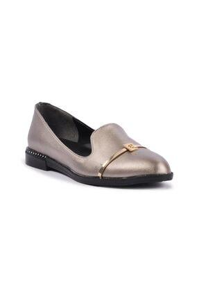 Pierre Cardin 50599 Platin Kadın Günlük Ayakkabı