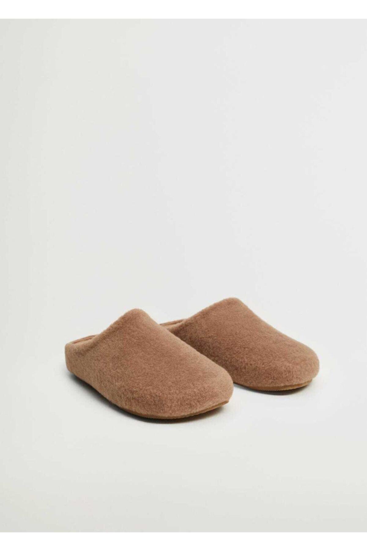 MANGO Woman Kadın Kahverengi Ayakkabı 2