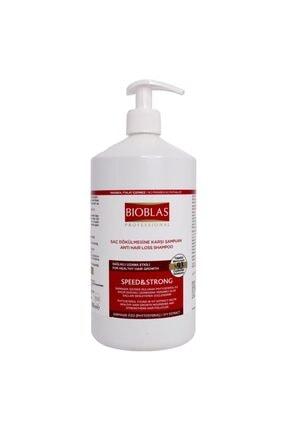 Bioblas Speed&strong Saç Dökülmesine Karşı Şampuan 1000ml