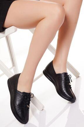 derithy Kadın Siyah Casual Ayakkabı