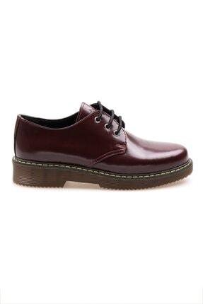Pegia Kadın Bordo Ayakkabı 500704