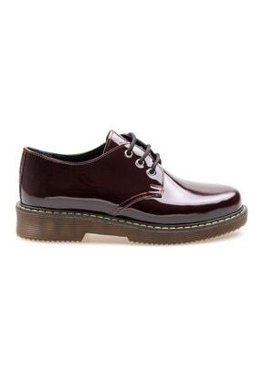 Pegia Kadın Bordo Ayakkabı 500703