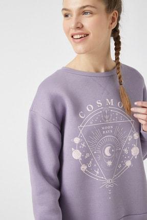 Koton Kadın Lıla Sweatshirt 1YAL68013IK