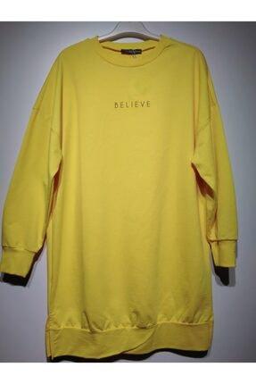 Loreen Kadın Sarı Tunik