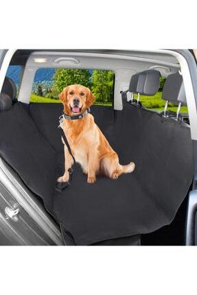 Ankaflex Sıvı Su Geçirmez Kumaş Araba Oto Araç Arka Koltuk Kedi Köpek İçin Koltuk Örtüsü Kılıfı