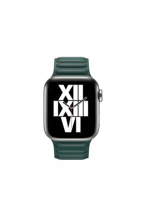 zore Apple Watch 38 Mm - 40 Mm Deri Kordon