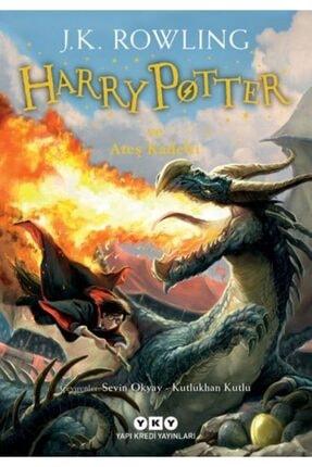 Yapı Kredi Yayınları Harry Potter Ve Ateş Kadehi (4. Seri)