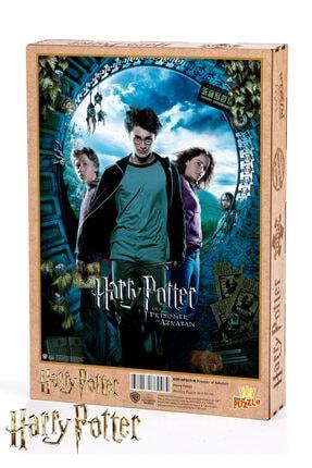 King Of Puzzle Harry Potter - Prisoner Of Azkaban Ahşap Puzzle 1000 Parça