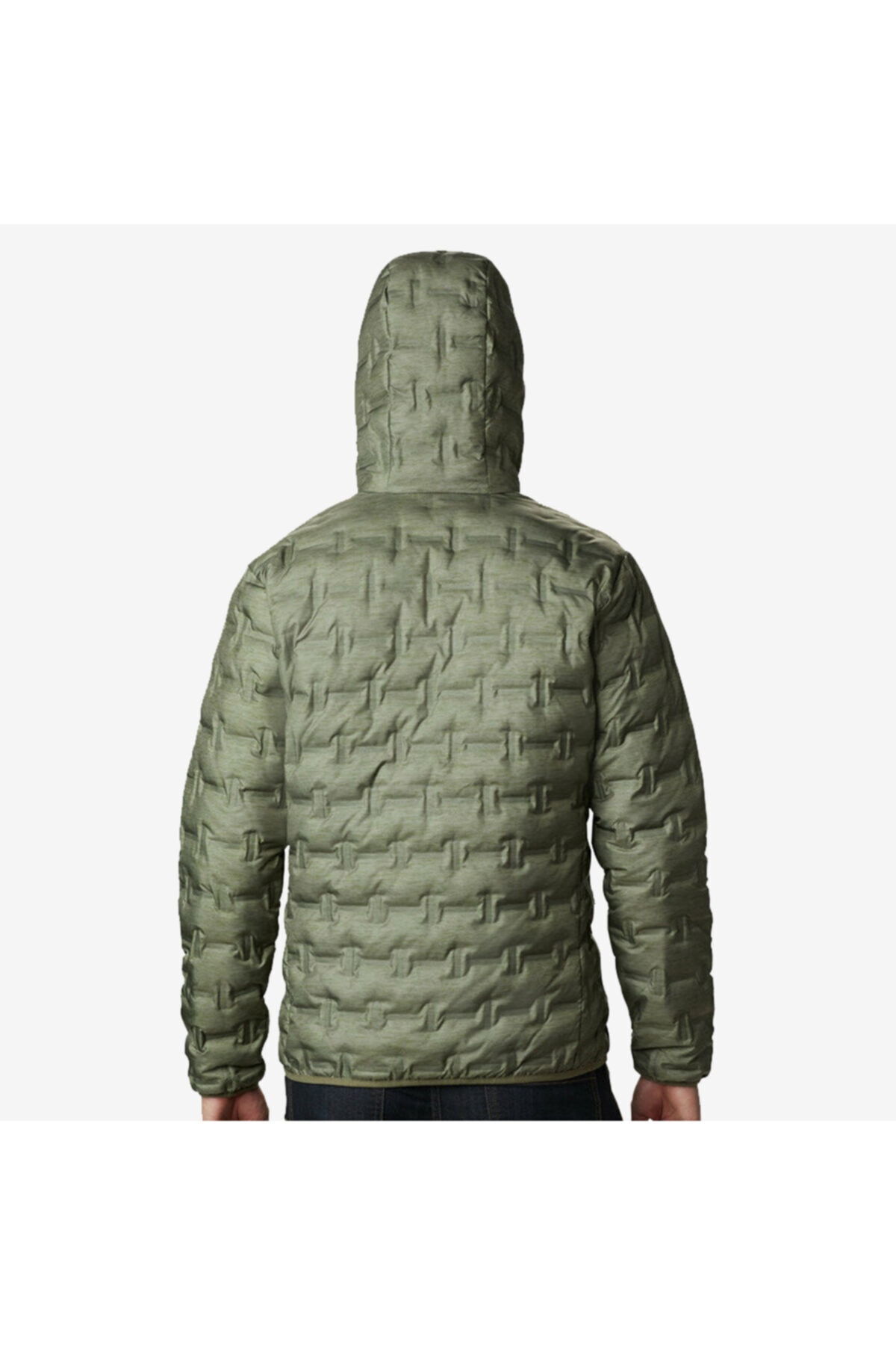 Columbia Erkek Down Hooded Mont 1