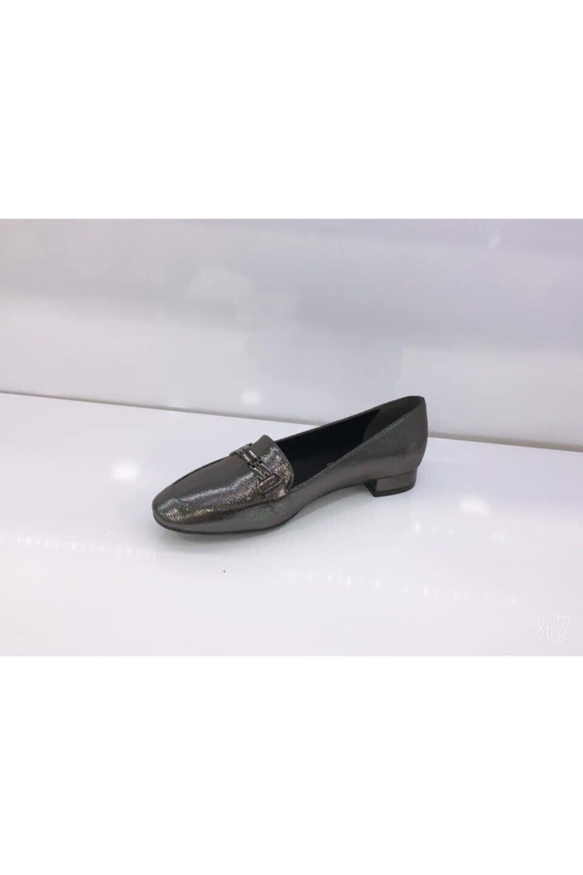 PUNTO Babet Ayakkabı Kısa Topuk 2