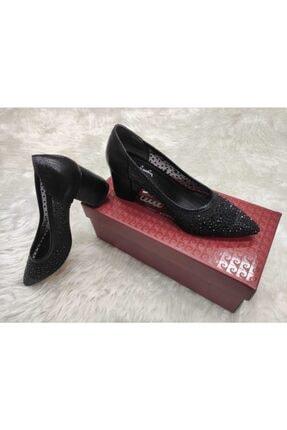 Pierre Cardin Siyah Gelin Ayakkabısı 51210