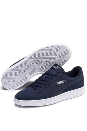 Puma Erkek Sneaker - Smash Buck v2 TDP - 38261203