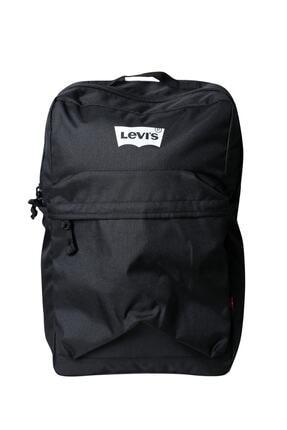 Levi's Unisex Siyah  Sırt Çantası 38004-0179