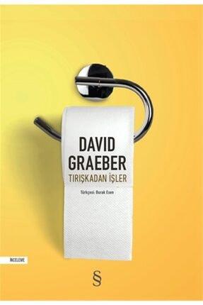 Everest Yayınları Tırışkadan Işler - David Graeber 9786051855899