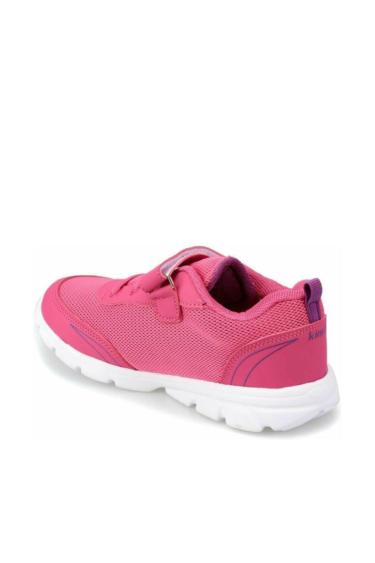 Kinetix YANNI Fuşya Mor Kız Çocuk Koşu Ayakkabısı 100314940 2