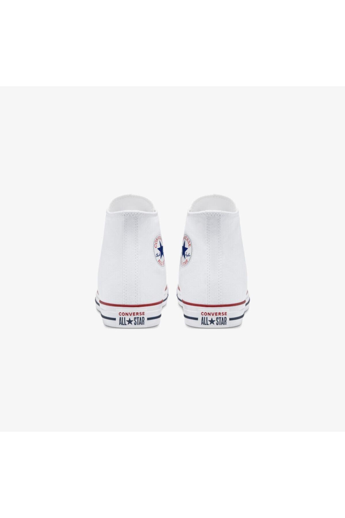 converse Unisex Beyaz Chuck Taylor All Star Hi Sneaker 2
