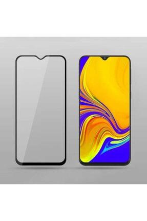 Huawei Y7 Prime 2019 Kenarları Kırılmaya Dayanıklı Cam Ekran Koruyucu