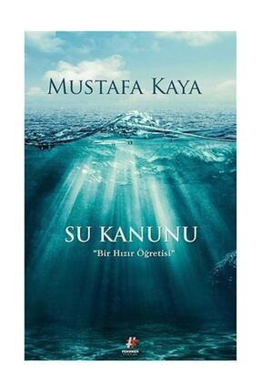 Fenomen Kitap Mustafa Kaya Su Kanunu