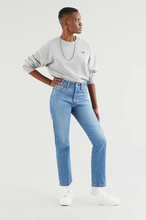 Levi's Kadın 501® Kadın Crop Jean Pantolon-Athens Day To Day 3620001590