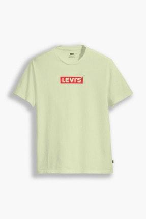 Levi's Erkek Boxtab Graphic Tee Lse Boxtab Shadow Yeşil  Erkek Tişört 8578500320