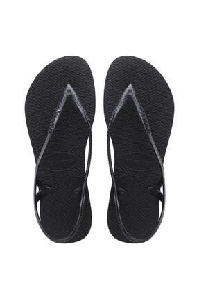Havaianas Kadın Siyah Sandalet 41457460090378
