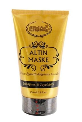 Ersağ Altın Maske 150 ml