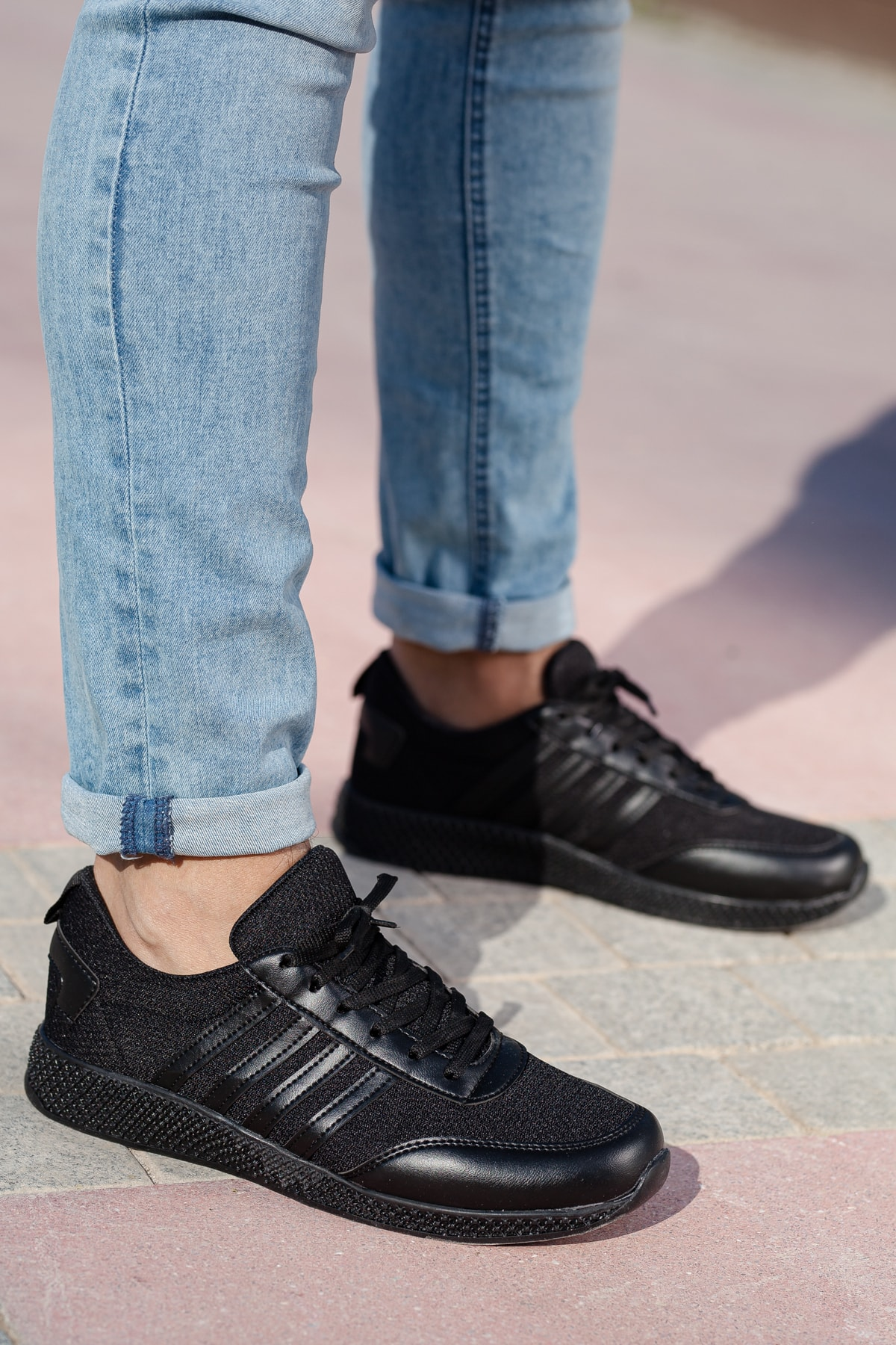 MUGGO Svt18 Unisex Sneaker Ayakkabı 1