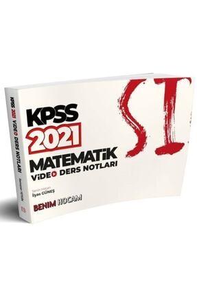 Benim Hocam Yayınları 2021 Kpss Matematik Video Ders Notları