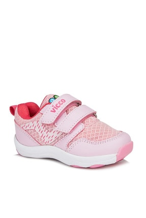 Vicco Dna Kız Çocuk Pembe Spor Ayakkabı